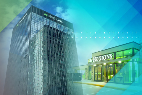 The $12 million commitment announced June 30, 2020, will be allocated by Regions Bank, the Regions Foundation and the Regions Community Development Corporation. (Photo: Business Wire)