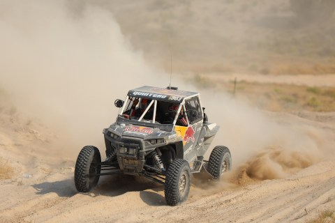 Seth Quintero RZR Racing - Photo Credit: Harlen Foley