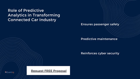 Role of Predictive Analytics in Transforming Connected Car Industry