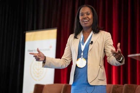 Desert Financial will help sponsor the Filene Research Institute's launch of the Center of Excellence for Diversity, Equity and Inclusion (DEI), led by Dr. Quinetta Roberson of Villanova University. (Photo: Romulo Morishita)