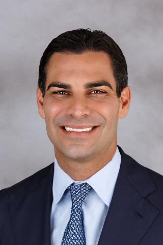 Mayor Francis Suarez, City of Miami (Photo: Business Wire)