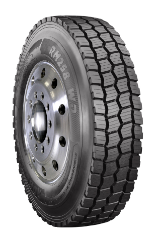 The new Roadmaster RM258 WD provides optimum winter traction performance for regional haul applications. (Photo: Business Wire)