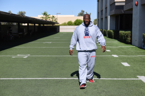 Champions + Legends announces James Harrison, retired NFL linebacker and two-time Super Bowl champion, as a founding athlete partner. (Photo: Business Wire)