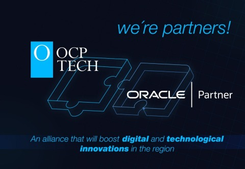 OCP TECH becomes a partner of Oracle in the US (Graphic: Business Wire)
