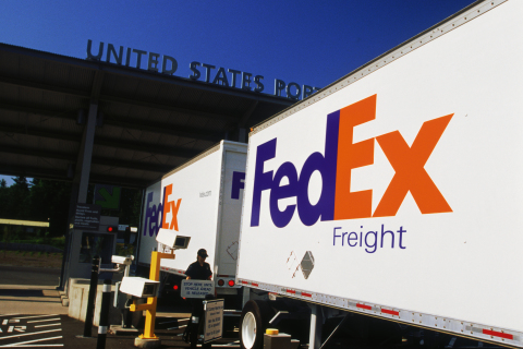 FedEx Welcomes the U.S.-Mexico-Canada Agreement (Photo: Business Wire)