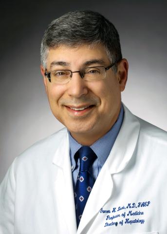Dr. James H. Lewis of MedStar Georgetown University Hospital (Photo: Business Wire)