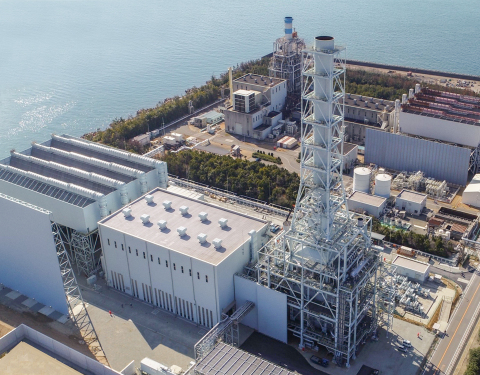 Mitsubishi Hitachi Power Systems' T-Point 2 combined cycle power plant validation facility has entered full commercial operation with an enhanced JAC gas turbine that sets the record for output and efficiency. Shown: T-Point 2 at Takasago Works in Hyogo Prefecture, Japan. (Photo: Business Wire)