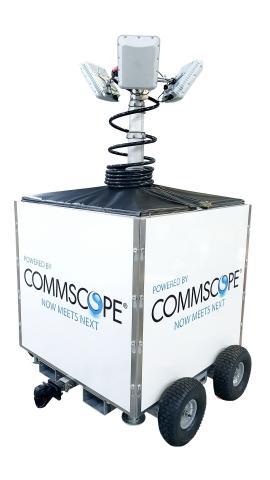 CommScope Rapid Deployment Unit (Photo: Business Wire)
