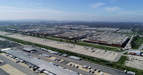 Aerial View of GE Appliance Park in Louisville, Ky. (Photo: GE Appliances, a Haier company)