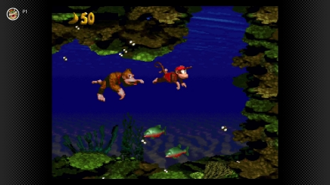 On July 15, Donkey Kong, the unstoppable king of swing, returns to the Nintendo Switch system with his touchstone adventure, the classic Super NES™ game Donkey Kong Country™. (Photo: Business Wire)