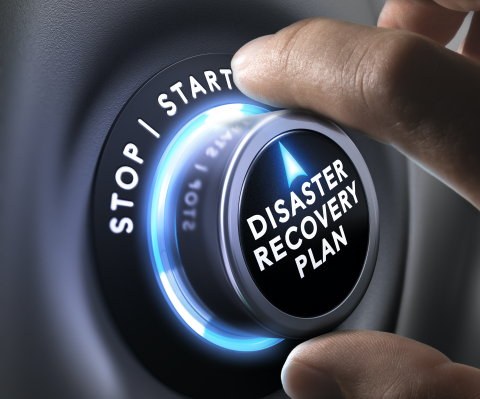Make sure to have a business continuity and disaster recovery plan to avoid disruption during severe weather. (Photo: Business Wire)