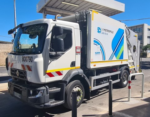 Allison Transmission's FuelSense® 2.0 software provides 12 percent fuel savings for refuse vehicles in France. (Photo: Business Wire)