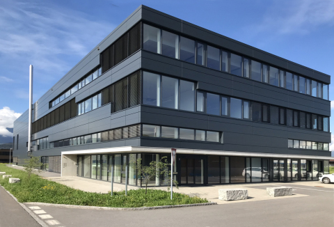 With the new Vetter Development Service Rankweil site in Austria, Vetter expands its European footprint. (Photo: Business Wire)