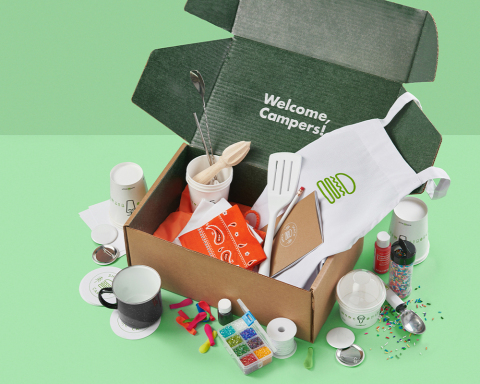 Shake Shack's Shack Camp Box (Photo: Business Wire)