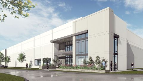 Rendering of 5005 Parker Henderson Road, Fort Worth, Texas (Photo: Business Wire)