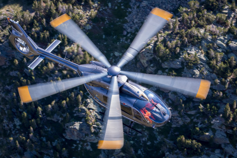 H145//BK117 D-3 Helicopter (Photo: Business Wire)