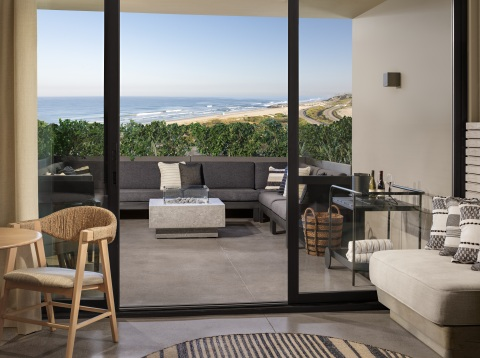Views from a guestroom at Alila Marea Beach Resort Encinitas. (Photo: Business Wire)