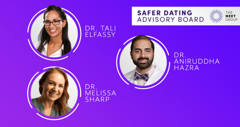 The Meet Group Announces Safer Dating Advisory Board (Photo: Business Wire)