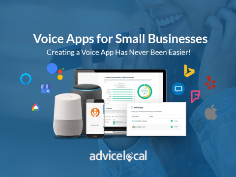 Creating a voice app for Amazon's Alexa and Google Assistant has never been easier! (Photo: Business Wire)