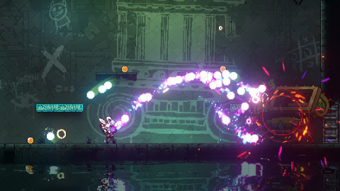 Neon Abyss will be available on July 14. (Photo: Business Wire)