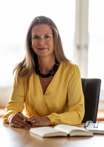 Silke Zschweigert Newly appointed CEO of Jonckers - a global leader in language platform technology and multilingual solutions (Photo: Business Wire)