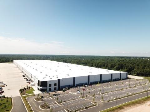 Gillem Logistics Center - Building 900 (Photo: Business Wire)