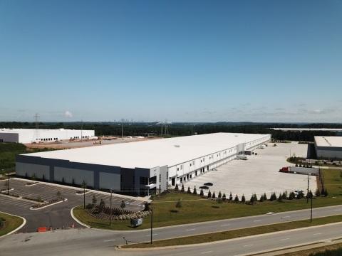 Gillem Logistics Center - Building 400 (Photo: Business Wire)