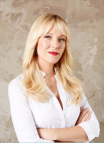 Tara Swennen, Celebrity Stylist (Photo: Glamhive)