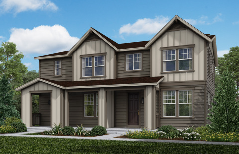 KB Home announces the grand opening of its latest new-home community, Baseline Villas, in a premier Denver master plan. (Photo: Business Wire)