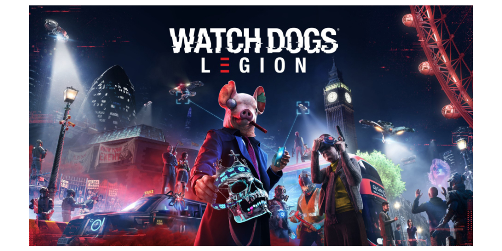 Ubisoft Announces Watch Dogs Legion Will Be Available October 29 2020 Business Wire