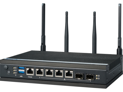 Advantech FWA-1112VC Network Appliance: The FWA-1112VC unique design enables future 5G & Wi-Fi 6 upgrades and supports wide operating temperature range from -20 ⁰C up to +70 ⁰C. (Photo: Business Wire)