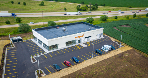 Sunnyside South Beloit Opens as Cresco Labs' Eighth Dispensary in Illinois (Photo: Business Wire)