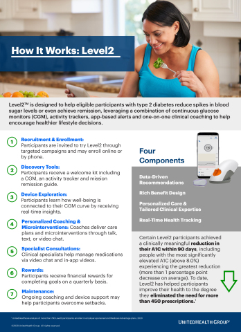 How It Works: Level2 (Graphic: Business Wire)