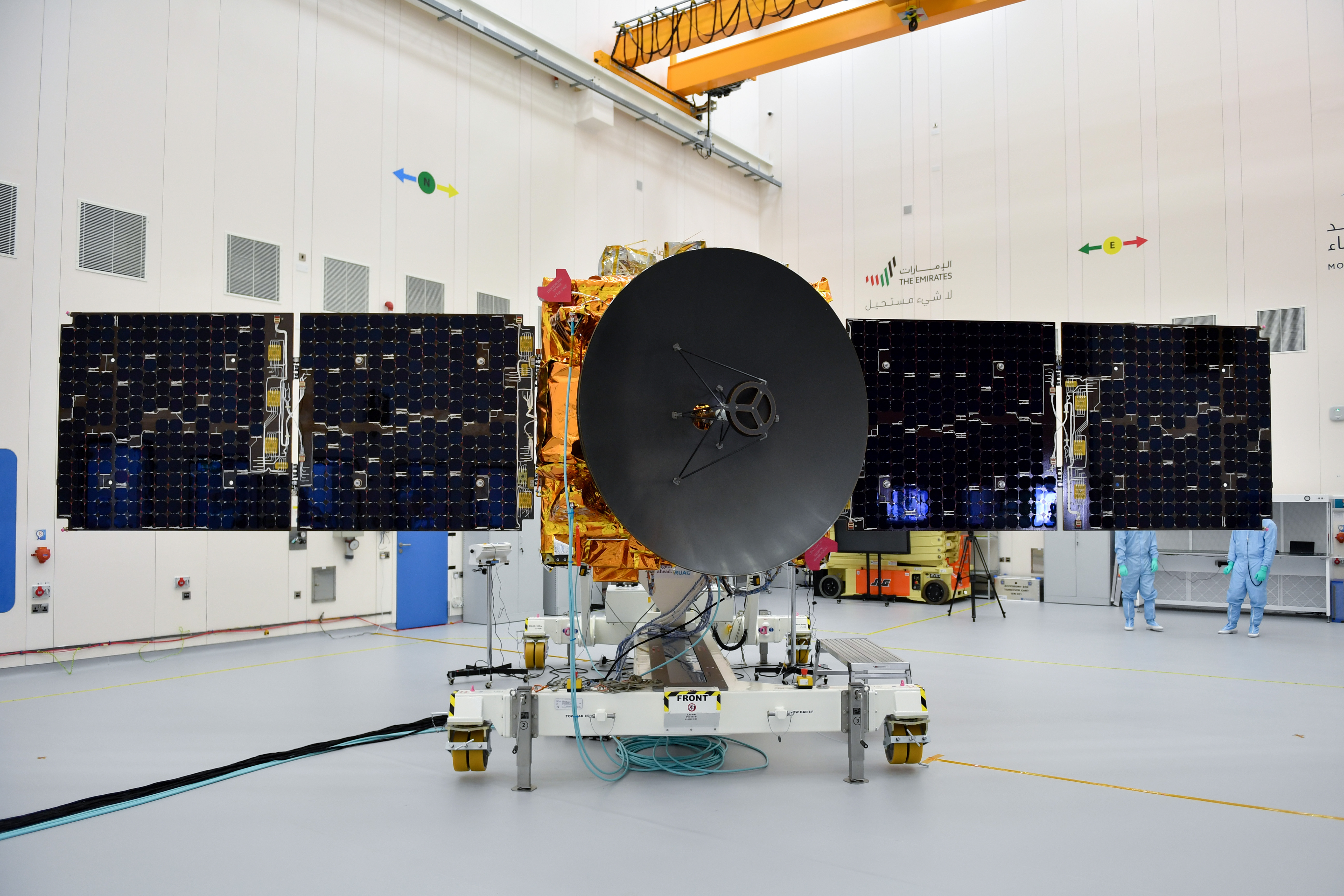 Emirates Mars Mission Announces The Live Stream Link To The Launch