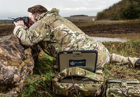 Cubic awarded contract to deliver live, virtual and constructive training for British Army. (Photo: Business Wire)