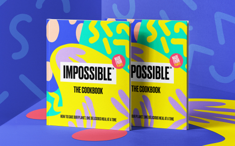 Impossible™: The Cookbook (Photo: Business Wire)