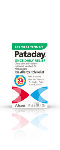 Pataday® Once Daily Relief Extra Strength (Photo: Business Wire)