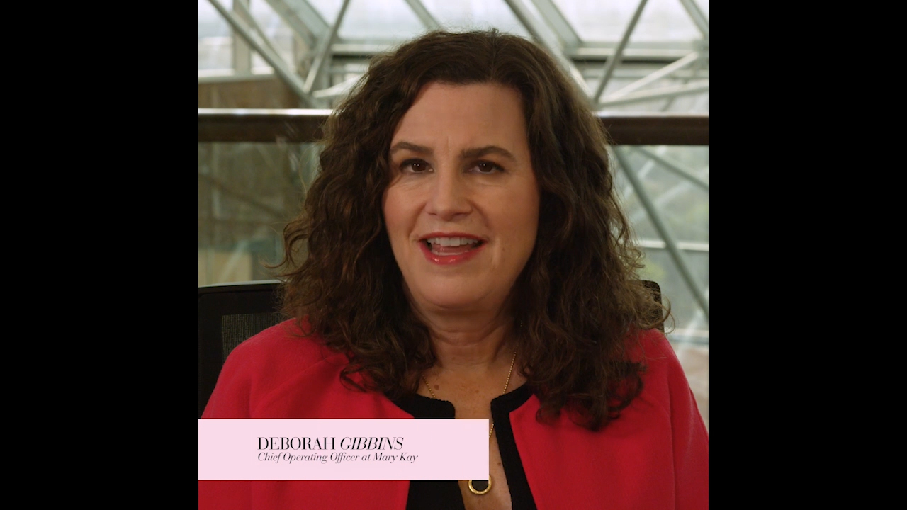 Deborah Gibbins commits to the Women's Empowerment Principles, challenging corporate partners to make a public pledge to become gender equal.