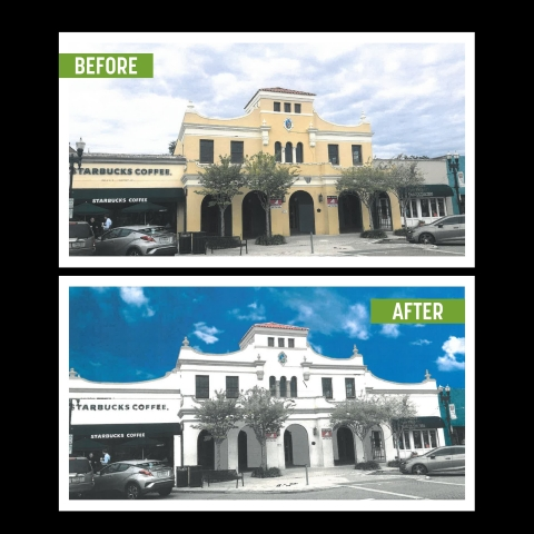 Sleiman to restore San Marco buildings. (Photo: Business Wire)