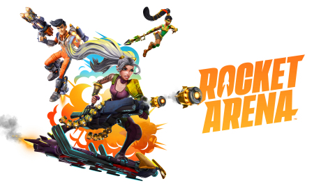 Prepare for Blast Off! Rocket Arena Available Worldwide Today (Graphic: Business Wire)