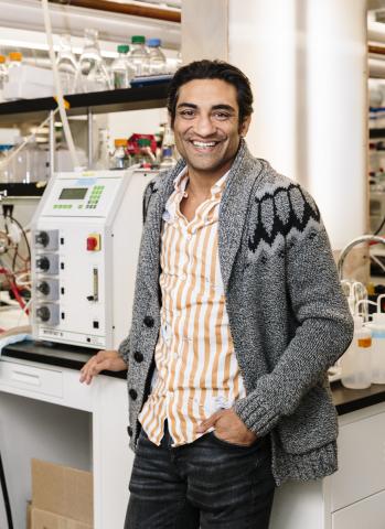 Arvind Gupta Joins Mayfield as Partner (Photo: Alanna Hale).