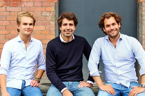 Nicolaus Schefenacker, Julius Koehler, David Nothacker (Photo: Business Wire)