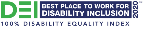 Disability Equality Index Best Place to Work for Disability Inclusion 2020