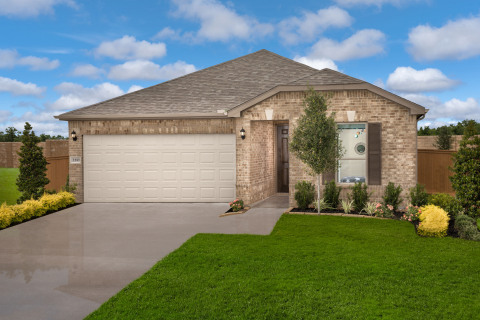KB Home announces the grand opening of Sierra Vista, a premier master-planned community in Iowa Colony, Texas. (Photo: Business Wire)