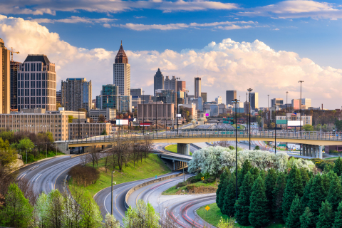 Atlanta Skyline for UC Asset (Photo: Business Wire)