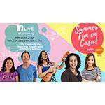 HITN Learning's Summer Fun en Casa Series!