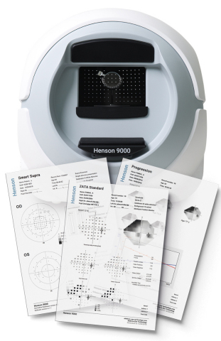 Topcon Healthcare announced today that it has acquired the Henson line of perimetry products. (Photo: Business Wire)