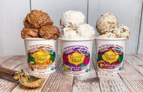 Coconut Bliss joins HumanCo portfolio of health-focused brands (Photo: Business Wire).