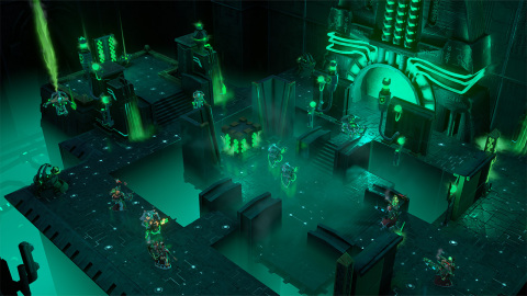 Warhammer 40,000: Mechanicus will be available on July 17.  (Photo: Business Wire)