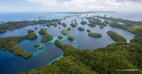 Palau, Philippines, photo credit Jonne Roriz